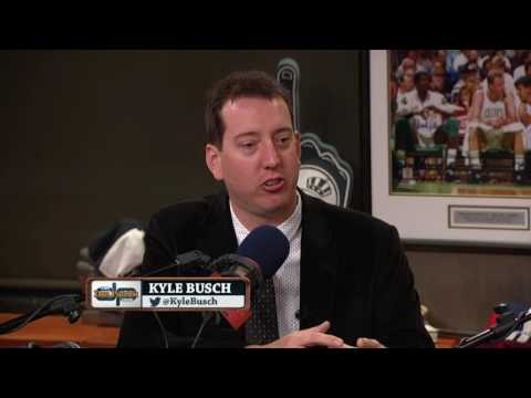 Kyle Busch & Carl Edwards on The Dan Patrick Show (Full Interview)