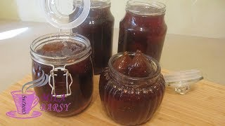 Самое вкусное инжировое варенье Варенье из инжира (figs jam) Простой рецепт