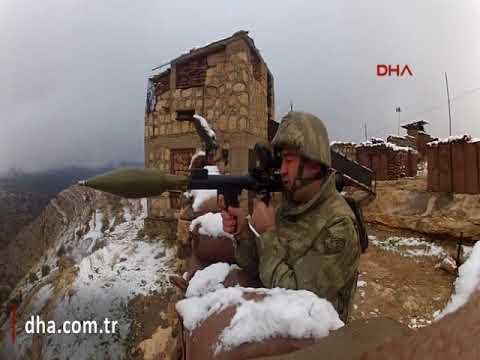 Gabar Dağında terörist avı