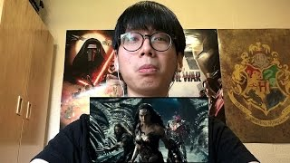Reaction - Justice League Official Trailer 1 [in Thai]