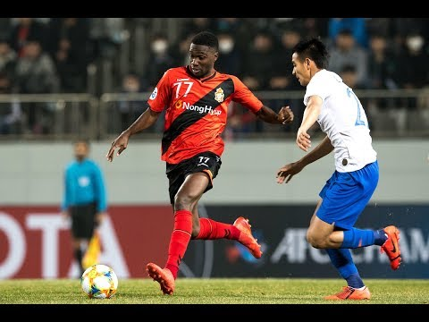 Gyeongnam 2-2 Shandong Luneng (AFC Champions League 2019: Grp Stage)