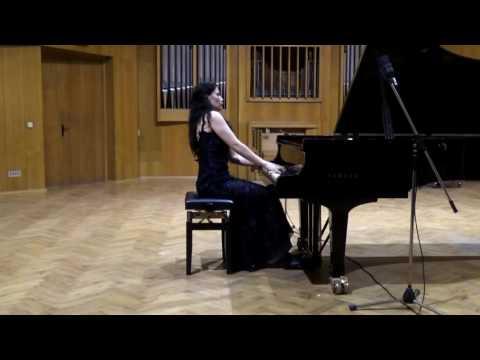 "Nadejda Tzanova - piano / Wagner -Liszt - ""Isolde`s Liebestod"""