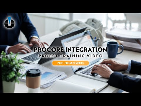 ProEst and Procore Offer New Levels of Product Alignment and...