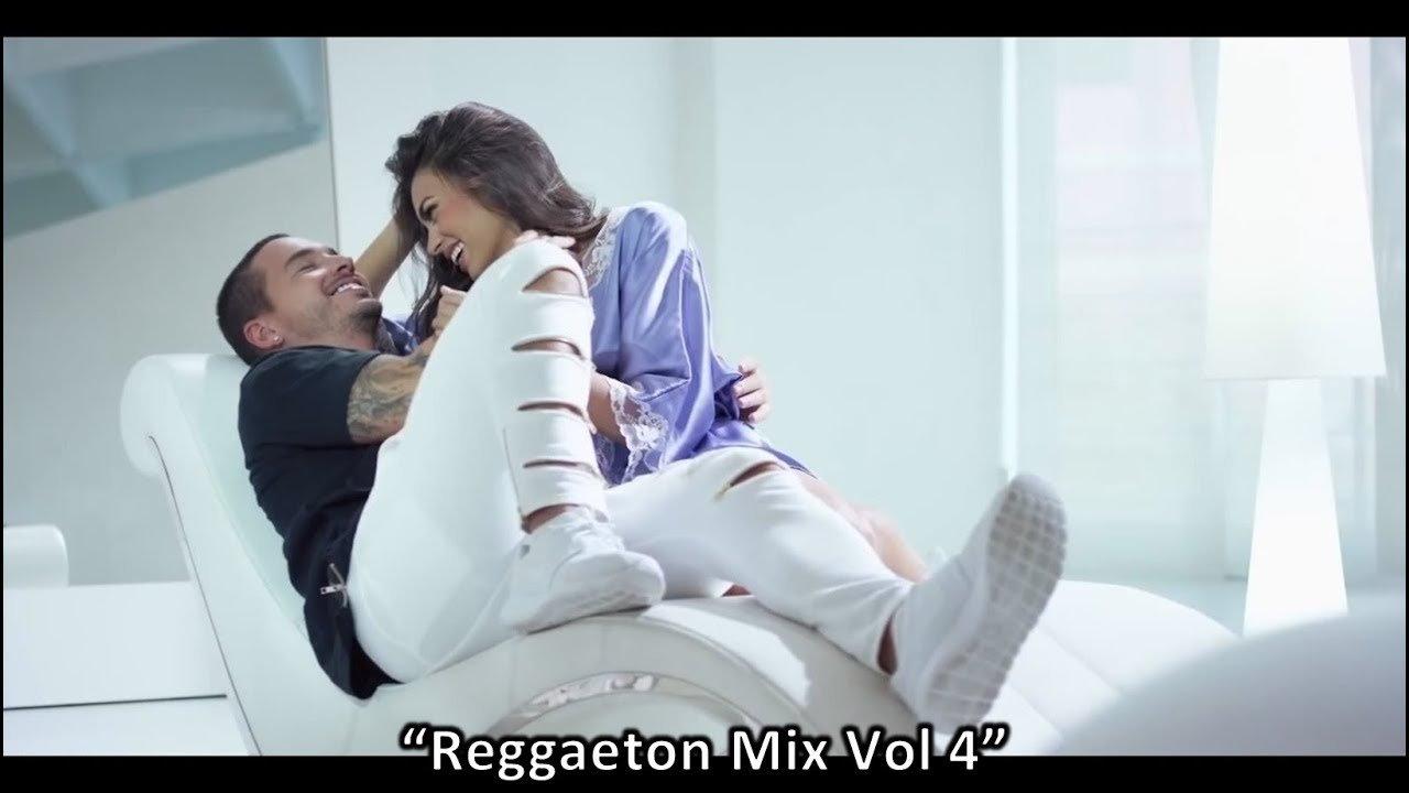 Reggaeton Mix Vol 4 HD J Balvin, Reykon, Farruko, Nicky Jam, Daddy Yankee, Yandel, Plan B, Sean Paul