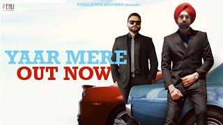 Yaar Mere (Full Song) - Tarsem Jassar | Kulbir Jhinjer | MixSingh | New Punjabi Songs 2020