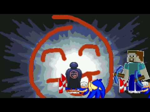 AN Mugen Request #1031: Pingu & Steve VS Sonic & Sonic.exe