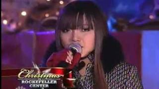 Charice - Jingle Bell Rock - Christmas in Rockefeller Center 2010