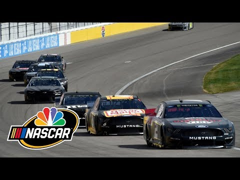 NASCAR Cup Series: How Will New Rules Package Affect Race In Vegas?   Motorsports On NBC