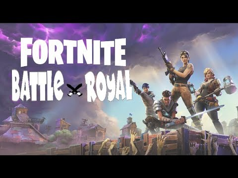 Fortnite | Battle Royal W/Joe Ed and Mumma1107