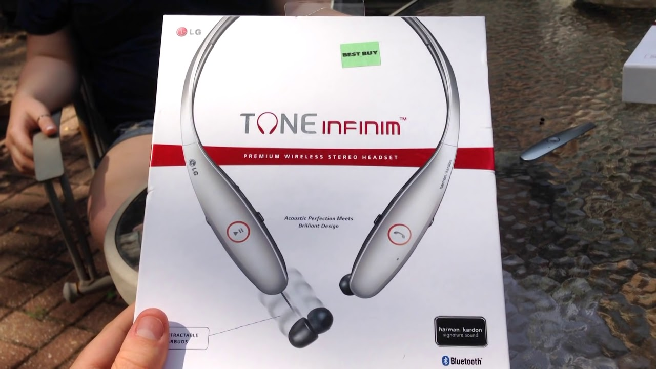 maxresdefault lg tone infinim hbs 900 bluetooth headset repair & review youtube  at fashall.co