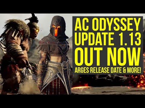 Assassin's Creed Odyssey Update 1.13 OUT NOW, Ubisoft To Change Trophy & More! (AC Odyssey Update) thumbnail