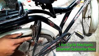 RAJU G Short Video Cycle Repairing 🔥
