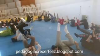 BIODANZA EN LA ESCUELA (Día de la Paz - Pedagogía Crecer Feliz)