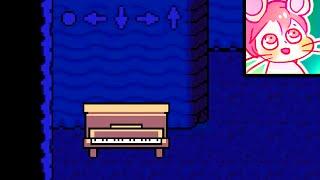 【アンダーテール】ウォーターポールの隠されたピアノの部屋に行ってみよう! 【Undertale】