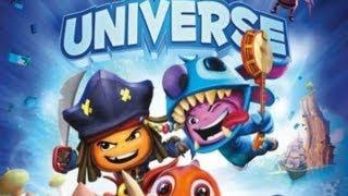 Começando o Game - Disney Universe