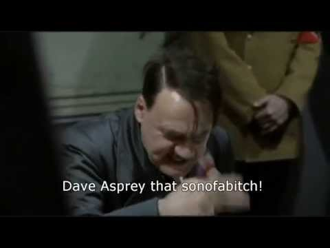 Hitler finds out he has heart disease after drinking Bullet Proof Coffee