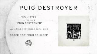 Puig Destroyer- No Hitter