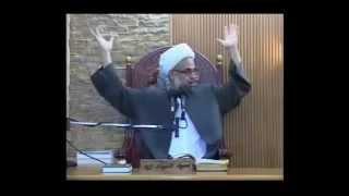 لا يفوتك ردّ  مضحك للشيخ ياسر عودة على شيخ في احدى الفضائيات - أول كلمة نطقها يا علي!!