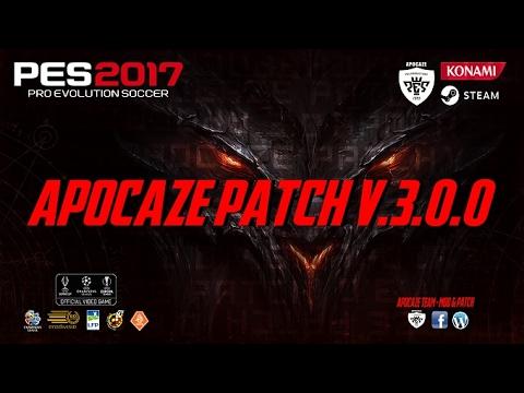 Apocaze Ultimate Patch v 3.0 ,, PES 2017 PC DOWNLOAD