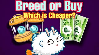 Axie Infinity Buy Oŗ Breed | Which is Cheaper? | Breeding and Buying Guide (Tagalog)