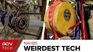 Weird And Wonderful Bike Tech From The North America Handmade Bicycle Show   NAHBS 2019