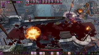 Divinity Orignal Sin 2- Necromancer pure caster LW solo Tactician build- 307k crit (build below).