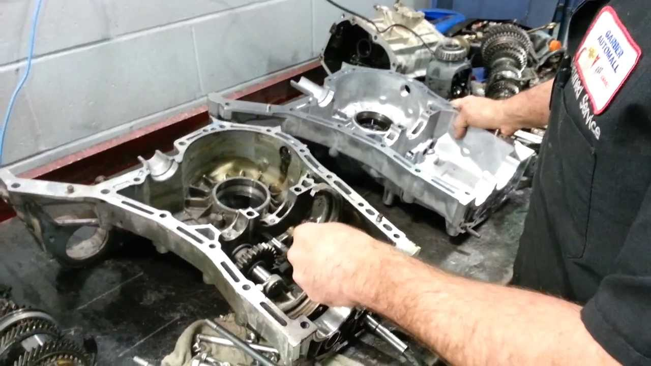 subaru mt5 re case 06 legacy transmission repair youtube rh youtube com Subaru 5 Speed Transmission Parts Forester Manual Transmission