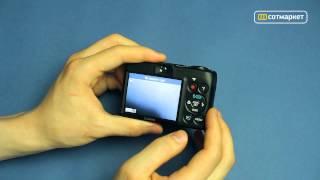 Видео обзор Canon PowerShot A1300 от Сотмаркета(Купить фотоаппарат Canon PowerShot A1300 и узнать дополнительную информацию можно на сайте магазина: http://www.sotmarket.ru/prod..., 2013-06-06T11:16:42.000Z)