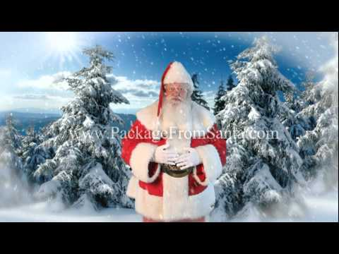 Free personal video greeting from santa claus personalized letters free personal video greeting from santa claus personalized letters from santa from the north pole youtube m4hsunfo Images