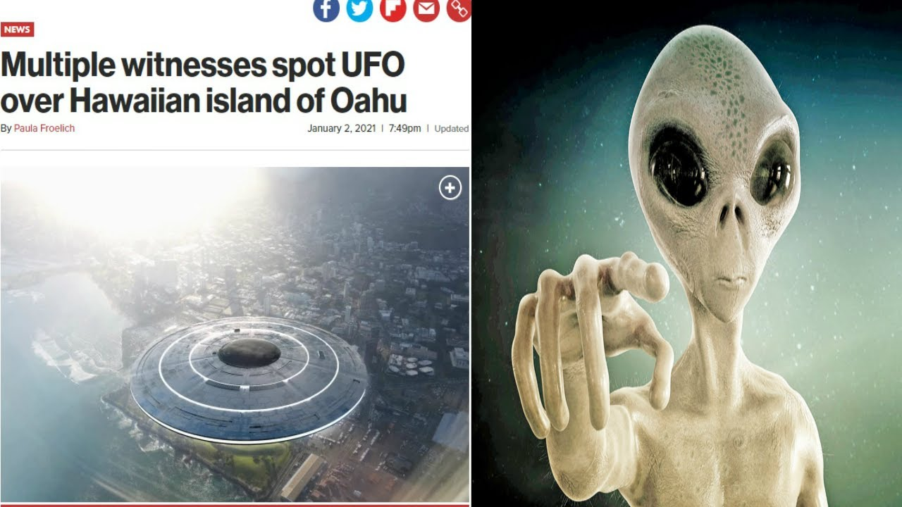 UFO's, Aliens and The Bible