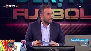 (T) Derin Futbol 23 Nisan 2018 Tek Parça