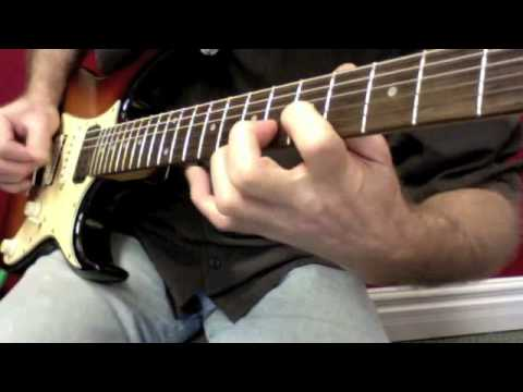 Jazz Guitar Lessons Moon River Chord Melody Youtube