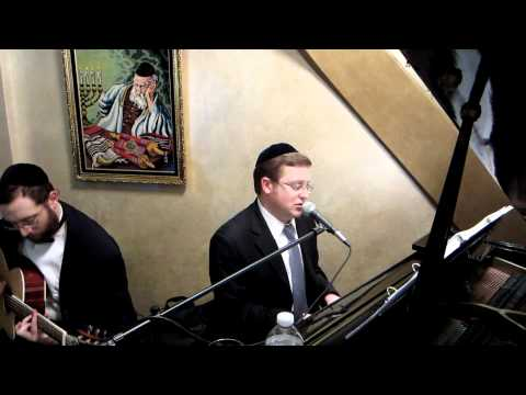 Chai Lifeline: Baruch Levine at Wish at the Wall Benefit Evening