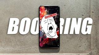 iPhone 12 Pro - BORING!