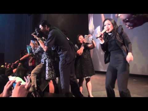 DSC Live perfom 1000 TKI DIASPORA @XXI BALLROOM Jakarta Theater