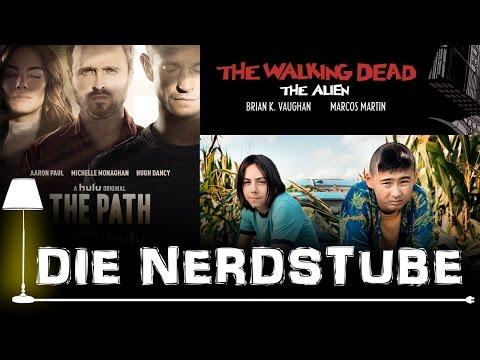 The Walking Dead - The Alien, The Path & Tschick | Die Nerdstube - Serienjunkies.de
