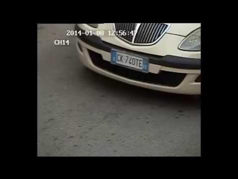 Telecamere lettura targhe per videosorveglianza CCD 1/3 Sony Super HAD II 700 TVL 180 Kmh