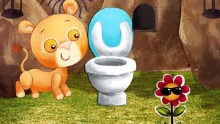 Potty Training: Learning with the Animals   Potty Toilet Kids Games by 1Tucan ► TiKiFun