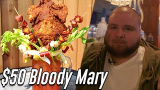Taking on a 5,000 Calorie Bloody Mary