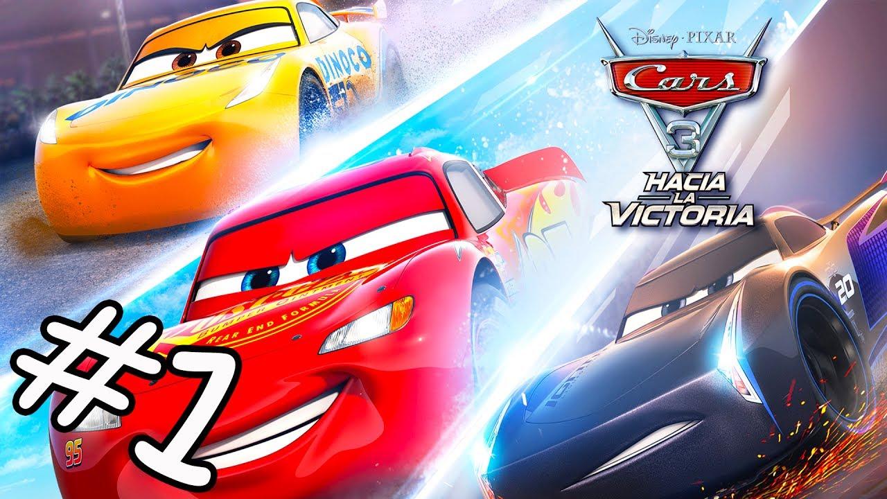 CARS 3 Hacia la Victoria - Videos de Juegos de Rayo McQueen en ...