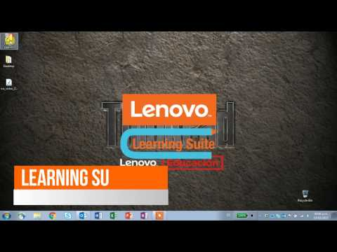 Lenovo Learning Suite