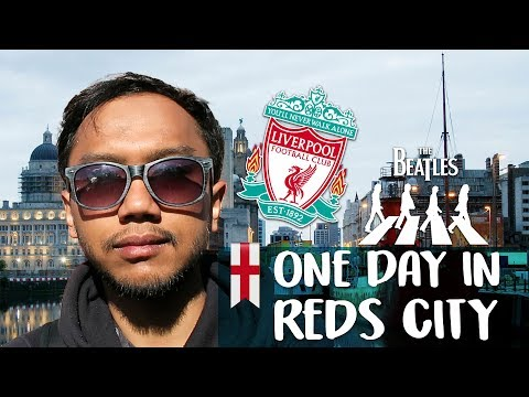 Mata Mata - One Day in Reds City Liverpool