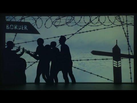 "Shadow Theatre Group ""Fireflies"""