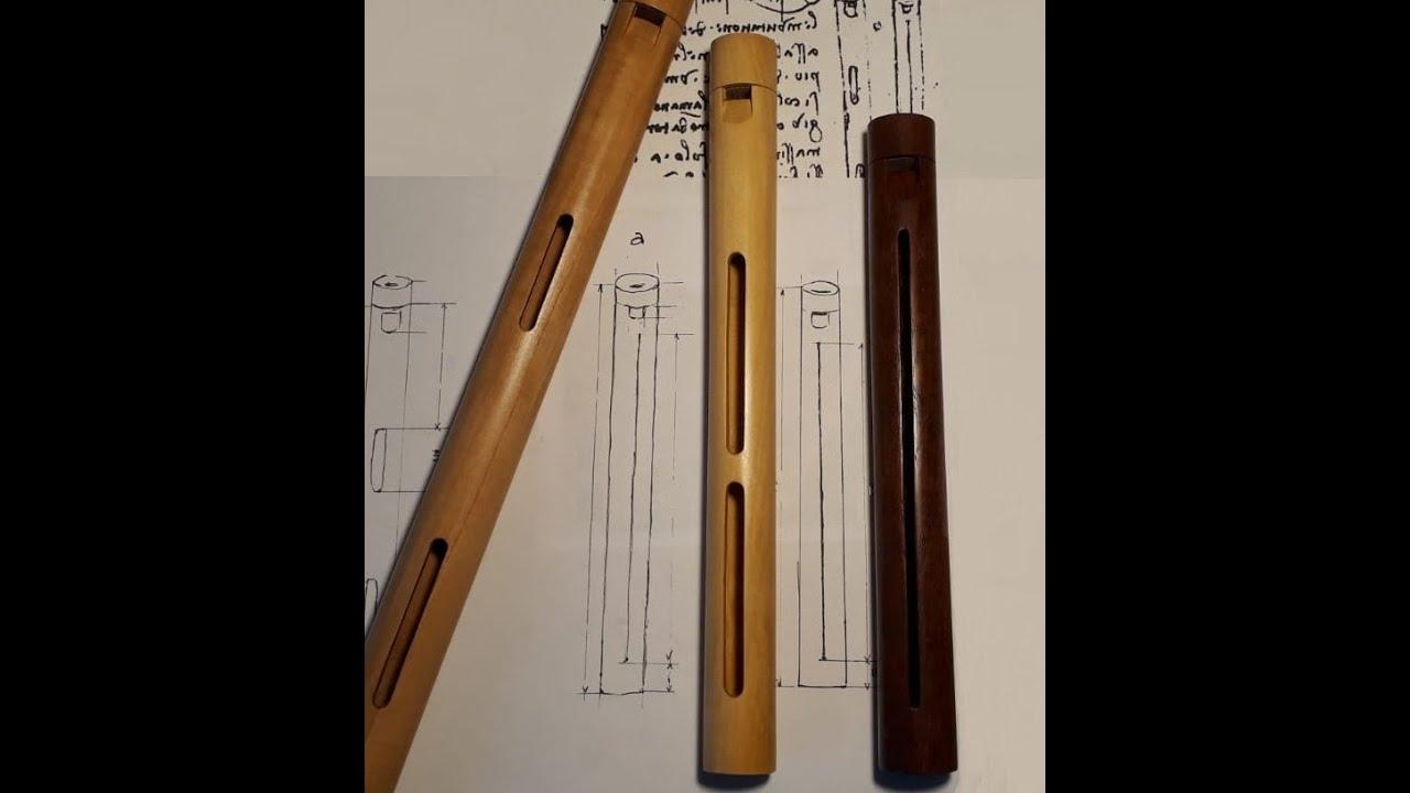 WORLD PREMIERE:  il Flauto di Leonardo da Vinci