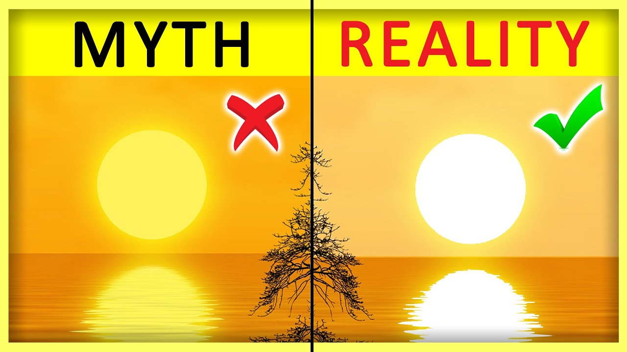 7 झूठ जिनपर आप आज भी यकीन करते हो   7 Myths that you still believe in   Curiosity