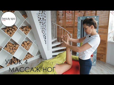 Урок 3.Классический Спа-Массаж Ног. Spa Foot Massage