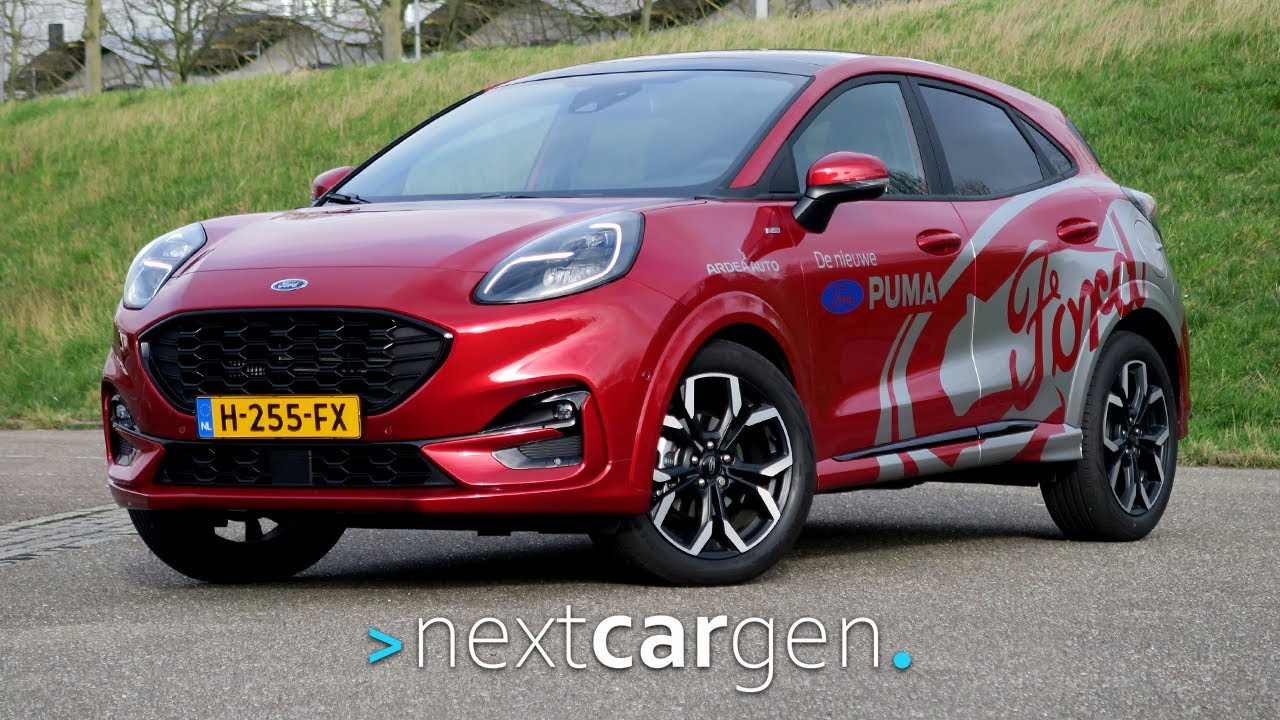 Ford Puma St Line X 2020 Full Review Is This The Ford Crossover We D Been Waiting For Youtube