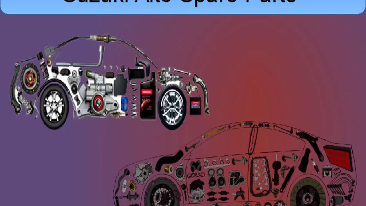Maruti Suzuki Car Spare Parts Price List Bp Auto Spares