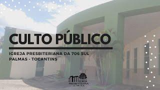 Culto Público - Soli Deo Gloria (Glória Somente a Deus) - Carlos Lima - 01/11/2020