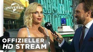 Atomic Blonde - Livestream der Weltpremiere aus Berlin